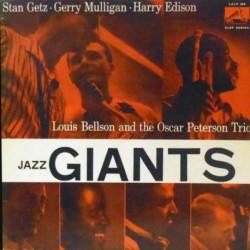 Jazz Giants W/ G. Mulligan (Spanish Mono 1960)
