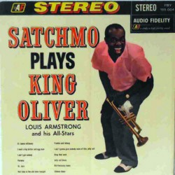 Satchmo Plays King Oliver (Spanish Stereo Reissue)