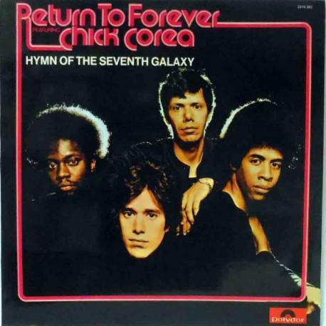 Hymn of the Seventh Galaxy (Spanish Reissue)