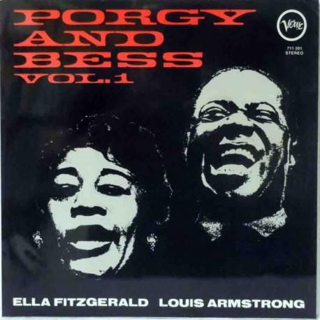 Porgy & Bess Vol. 1 (Spanish Stereo Reissue)
