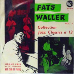 Collection Jazz Classics No. 13 (French Mono Reiss