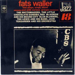 Fats Plays. Sings, Alone & W/ Groups (FR Mono Re)