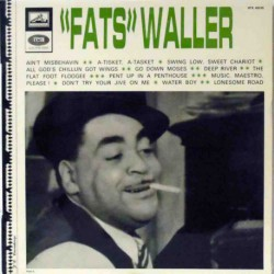 Fats Waller (French Mono Reissue)
