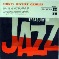 Treasury of Jazz 38 (French Mono Reissue)