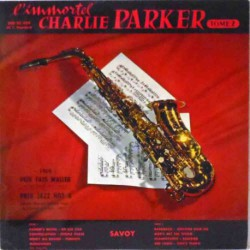 L´ Immortel C. Parker Vol. 2 (French Mono Reissue)