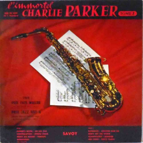 L´ Immortel C. Parker Vol. 2 (French Mono Reissue)