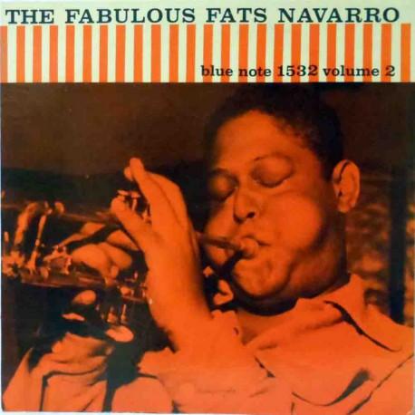 The Fabulous Fats Navarro Vol. 2 (US Mono Re RVG)