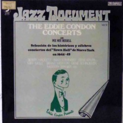 The Eddie Condon Concerts (Spanish Stereo Reiss)
