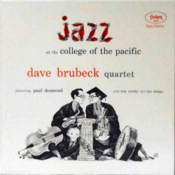 Jazz at College of Pacific (Spanish Mono Reissue)