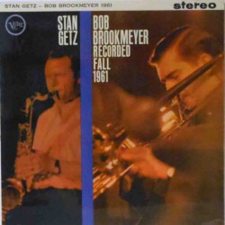 Recorded Fall 1961 w/ Bob Brookmeyer (UK Stereo)