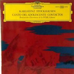 Canto del Adolescente/Contactos (Spanish Stereo)