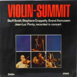 Violin-Summit (German Gatefold)