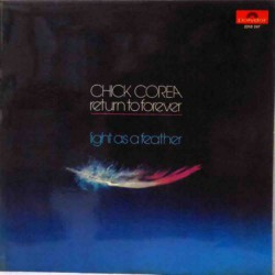 Light as a Feathers w/C. Corea (Spanish Edition)