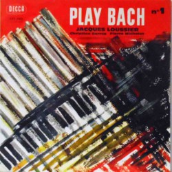 Play Bach No. 1 (Original French Mono) Near Mint