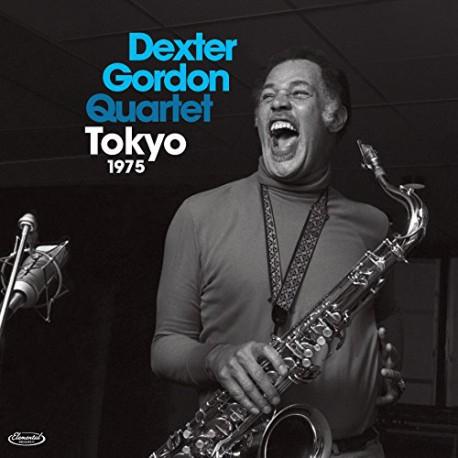 Dexter Gordon Quartet in Tokyo 1975