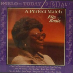 A Perfect Match: Ella & Basie (US Reiss) Red Vinyl