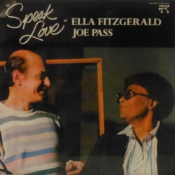 Speak Love W/ Joe Pass (Spanish Reissue)