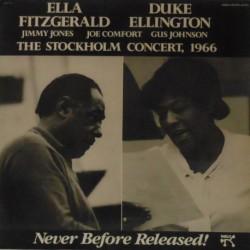 Stockholm Concert 66 W/ D. Ellington (Spain Reis)