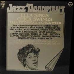 Ella Sings Chick Swings (Spanish Reissue)