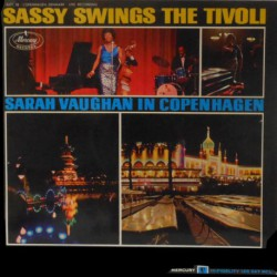 Sassy Swings the Tivoli (French Mono Reissue)