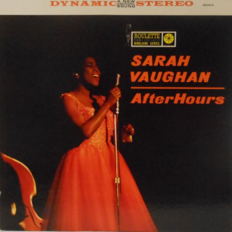 After Hours (US Stereo Reissue)