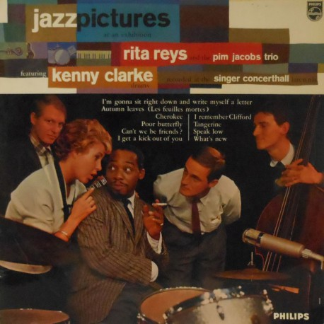 Jazz Pictures at an Exhibition (Dutch Mono)