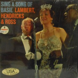 Sing a Song of Basie (US Gatefold Reissue)