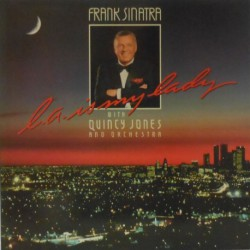 L.A. Is My Lady w/ Quincy Jones (Spanish Gatefold)