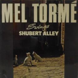 Swings Shubert Alley W/ Marty Paich (UK Mono)