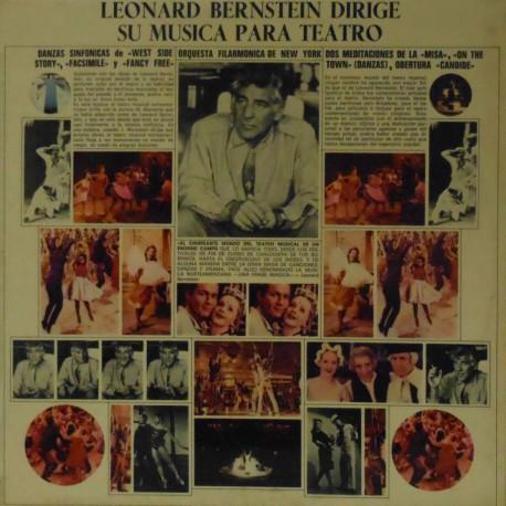 Dirige su Musica Para Teatro (Spanish Gatefold)