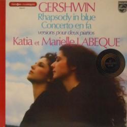 Gershwin: Rhapsody in Blue/Concierto en FA