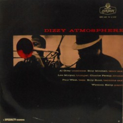 Dizzy Atmosphere (Rare Spanish Mono Reissue)