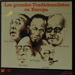 Los Grandes Tradicionalistas en Europa (Spanish Re