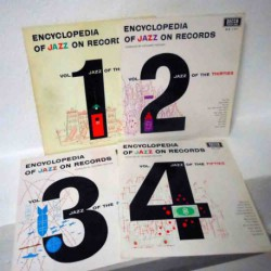 Encyclopedia of Jazz on Records (4 Lp Lot)