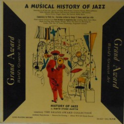 A Musical History of Jazz (US Mono)