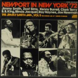 Newport in New York´ 72 Vol. 5 (Spanish Edition)