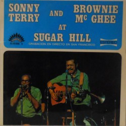 At Sugar Hill w/ Brownie McGhee (Spanish Reissue)