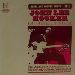 I´m John Lee Hooker (Spanish Reissue)