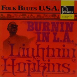 Burnin in L.A. (French Reissue)