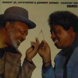 Hangin´ On w/ Johnny Shines (Spanish Edition)
