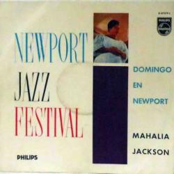 Newport Jazz Festival (Spanish Mono 1959)