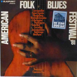 American Folk Blues Festival ´81 (Spanish Reissue)