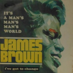 "It´s a Man´s Man´s World/I´ve Got to Change (7"")"