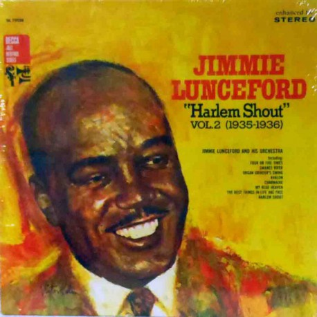 Harlem Shout Vol. 2 (1935-36) [US Stereo Reissue]