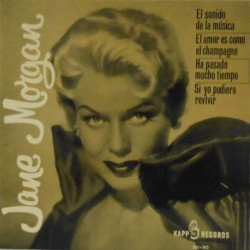 The Sound of Music (Spanish 7 Inch EP) Promo