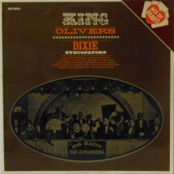 Dixies Syncopators Vol. 1 (French Mono Reissue)