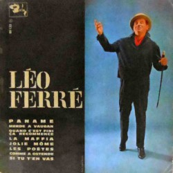 Leo Ferre (French 10 Inch Gatefold EP)