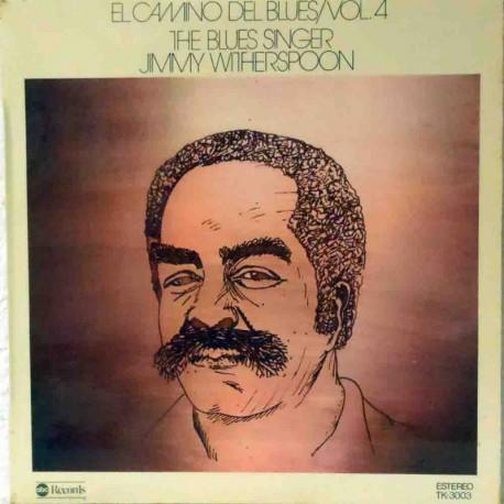 The Blues Singer (Spanish Reissue)