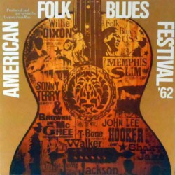 American Folk Blues Festival ´62 (Spanish Reissue)