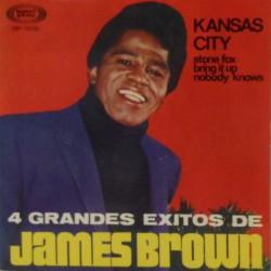 Kansas City (Spanish 7 Inch EP)